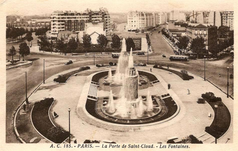 L\'histoire des fortifications de Thiers au boulevard périphérique ...